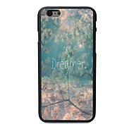 dromer vormgeving pc harde case voor de iPhone 6