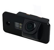 Rear View Camera - Côr CMOS 1/3 polegadas - 170° - 480 Linhas TV