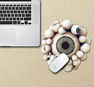 The Eyeball Design Decorative Mouse Pad