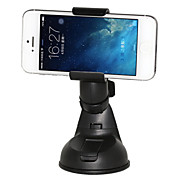 360 rotating automatic lock car mobile phone holder (Assorted Colors)