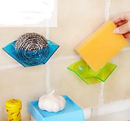 fregadero lechón marco de drenaje / multi-funcional stand / esponja de pie (color al azar)