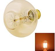 Bombillas LED de Globo Decorativa YouOKLight E26/E27 40W 400 LM Blanco Cálido V 1 pieza