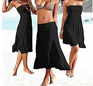 Women Beach Dress Bikini Outside Smock