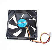 9CM Silent Computer Chassis Server Cooling Fan 12V