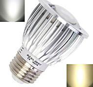 1 pcs E27 12 W 1LED X COB 800-1000 LM 2800-3500/6000-6500 K Warm White/Cool White Globe Bulbs AC 85-265 V