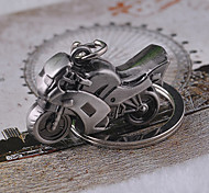 Motorbike Keychain 3D Simulation Model Motorcycle Key Chain Ring