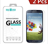 Magic Spider®0.2mm 2.5D Private Brand Damage Protection Tempered Glass Screen Protector for Samsung Galaxy S4 (2PCS)