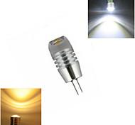 Focos LED ding yao G4 3W 1 LED de Alta Potencia 100 LM Blanco Cálido / Blanco Fresco DC 12 V 1 pieza