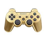 playstation 3 dualshock 3 draadloze controller voor de ps3 (goud)