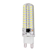 8W G9 Bombillas LED de Mazorca T 80 SMD 720 lm Blanco Natural Regulable AC 100-240 V 1 pieza