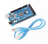 Improved Version Mega2560 Development Board Arduino Compatible
