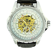 men's Atmospheric automatic mechanical watches(Assorted Colors)