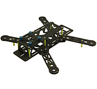 green Carbon Fiber Mini 250 PRO FPV Quadcopter Frame Mini H Quad Frame