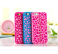Silicone Material Only Beautiful Style Full of Love for iPhone 6 (Assorted Colors)
