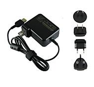 20v 3.25a 65w ac chargeur adaptateur d'alimentation pour ordinateur portable pour Lenovo ThinkPad X1 de Lenovo de carbone g400 g500 G505 G405 yoga 13