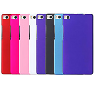 Pajiatu Mobile Phone Hard PC Back Cover Case Shell for Huawei Ascend P8 (Assorted Colors)