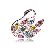 Fashion Bohemian Crystal Brooches