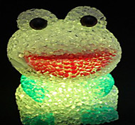Multicolor Frog Pattern Night Light
