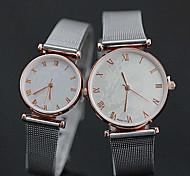 European Style Fashion Fresh Couple Watches