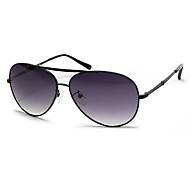 anti-brouillard alliage aviateur lunettes de soleil rétro