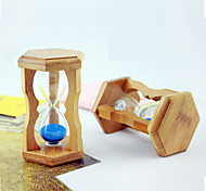 Cute Frame Sand Glass Sandglass Hourglass Timer Clock for 1 Minute