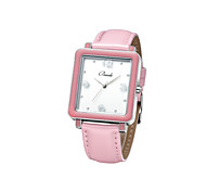 Women's  Square Shape Wrist Watch(Assorted Colors)