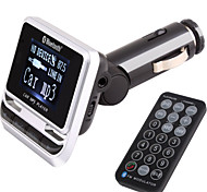 FM-Transmitter mit Bluetooth Freisprechanlage / mit Wireless-Controller / bluetooth 2.0 / mp3 play usb / TF-Karte