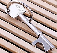 Zinc Alloy Bottle Opener & Key Chain (1 PS)