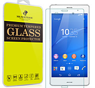 Mr.northjoe® Tempered Glass Film Screen Protector for Sony Xperia Z3