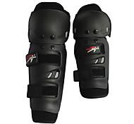motocicleta negro guardia rodilla chaqueta de la armadura exterior y codo moto guardia&engranaje de motocross