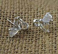 Fashion Beautiful Bow Earrings