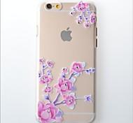Flower  Design Hard Case for iPhone 6
