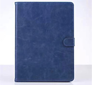 Bussiness Antique Solid Color PU Leather Smart Covers/Folio Cases iPad Air 2 (Assorted Colors)