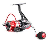 Mulinelli da pesca Mulinelli per spinning 5.0:1 11 Cuscinetti a sfera Intercambiabile / Mano destra / MancinoSpinning / Pesca di acqua