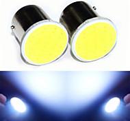 Lampe de Décoration Décorative Blanc Froid ding yao 2 pièces 1157 3 W 1 COB 80-100 LM DC 12 V