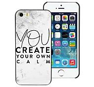 elegantes Design PC harter Fall für iphone i4