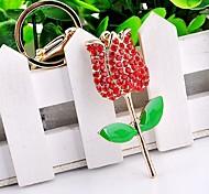 fleurs de porte-clés