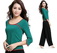 Yoga-Kleidung Anzug 2015 Frühjahr neue weibliche Yoga Kleidung Tanzkleidung Fitness + 15477