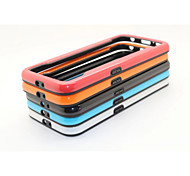 TPU and Plastic Candy Color Creative Blend Color Frame for Samsung Galaxy S6 (Assorted Colors)