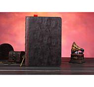 Buch-Art-Leder Ganzkörper-Kasten für ipad 2 ipad Luft 6