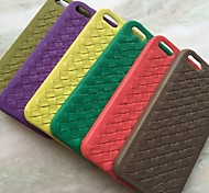 iPhone 5/5C/ 5S compatible Graphic/Grid Pattern Mobile phone protective shell
