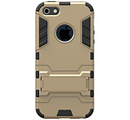 Apple iPhone 5 / 5s, TPU + PC da Apple protetora iphone 5 / 5s tampa do caso para Apple iPhone 5 / 5s