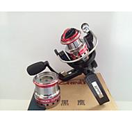 Carrete de la pesca Carretes para pesca spinning 5.2:1 9 Rodamientos de bolas Intercambiable Pesca al spinning - HY1000 Tsurinoya