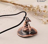 Eruner®Harry Potter Movie Magic Hat Vintage Pendant Necklace
