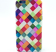 Color Box Pattern TPU Soft Case for iPhone 5C