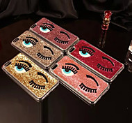 The Beautiful Girl Embroidery Craft TPU Soft Case for iPhone 6/6S (Assorted Colors)