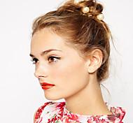 Fashion Europe Pearl Hairpin