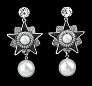 New Coming Cheap Imitation Pearl Style Earrings
