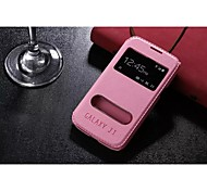 Special Design High quality PU Leather Cases with Stand Full Body Cases for Samsung Galaxy J1
