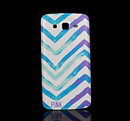 lijnenpatroon deksel fo Samsung Galaxy Grand 2 g7106 case